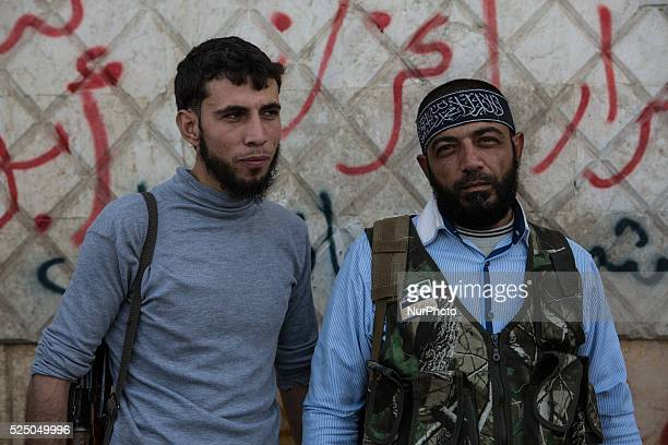 FSA fighters in action