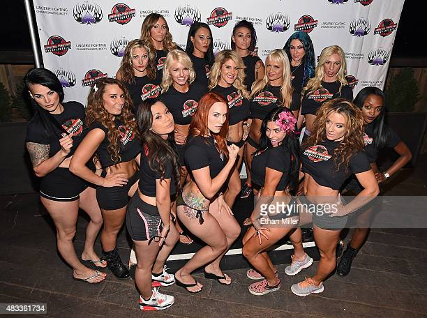 Fighters Kris 'The Raven' Blackwell Allie 'Babydoll' Parks Holly 'The Lotus' Mei Vivian 'The Valkyrie' Voss Shelly 'Aphrodite' DaSilva Jenny 'Bloody'...