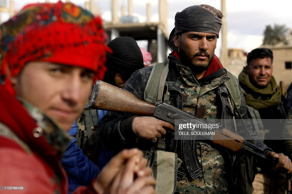 SYR: IS fighters face surrender or death: Syrian Kurd-led force