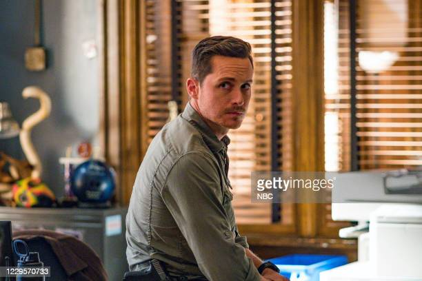 """Fighting Ghosts"""" Episode 801 -- Pictured: Jesse Lee Soffer as Jay Halstead --"""