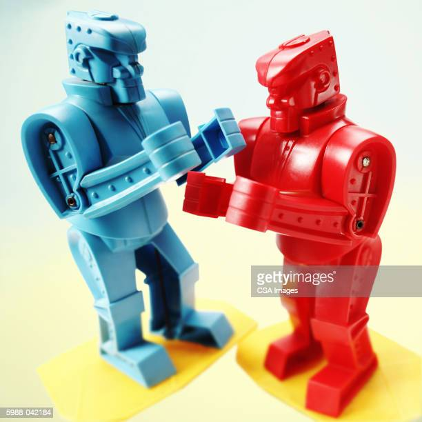 Fighting Robot Toys