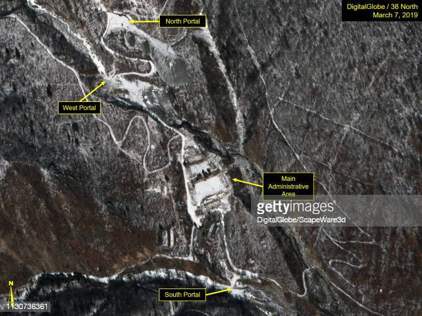 KOREA MARCH 7 2019 Figure 1 No vehicle tracks near portal areas