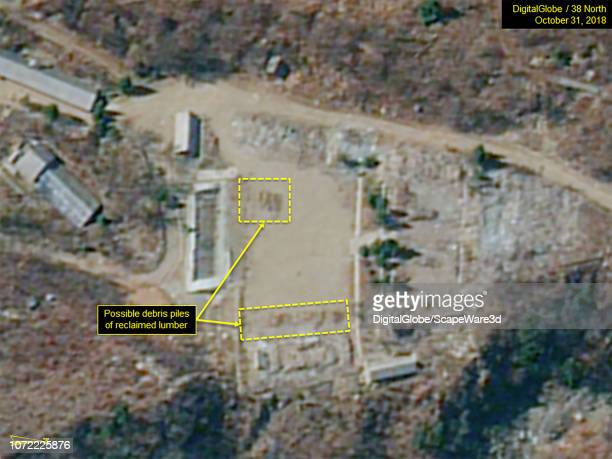 KOREA OCTOBER 31 2018 Figure 1A Reclamation activities ongoing at the Main Administrative Support Area