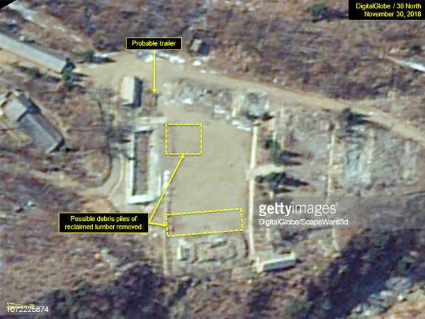 KOREA NOVEMBER 30 2018 Figure 1B Reclamation activities ongoing at the Main Administrative Support Area