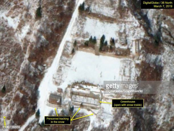 KOREA MARCH 7 2019 Figure 2 Personnel tracking visible at the Main Administrative Area