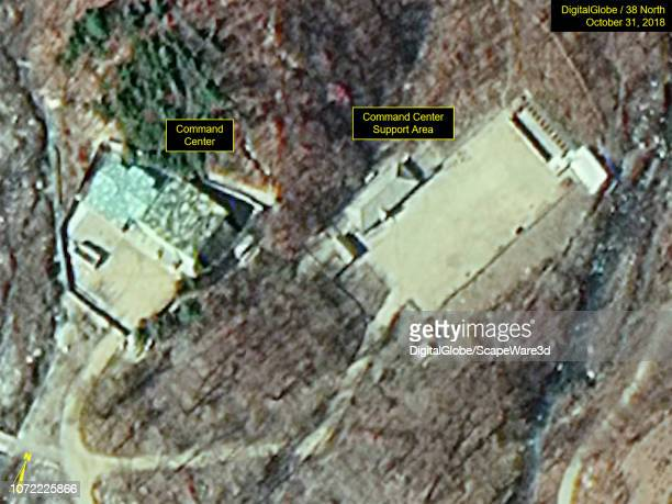 KOREA OCTOBER 31 2018 Figure 2A The Command Center remains intact