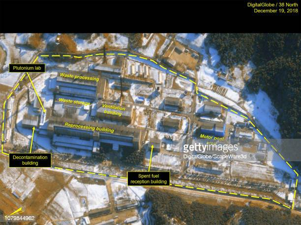 Figure 3B Although the Radiochemical Laboratory is not currently operating there was substantial snow removal throughout the site recently Credit...