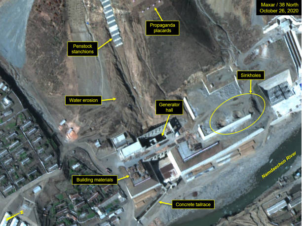 Tanchon, North Korea