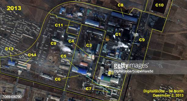 Figure 6 Namhung Youth Chemical ComplexNorth Credit DigitalGlobe/38 North via Getty Images