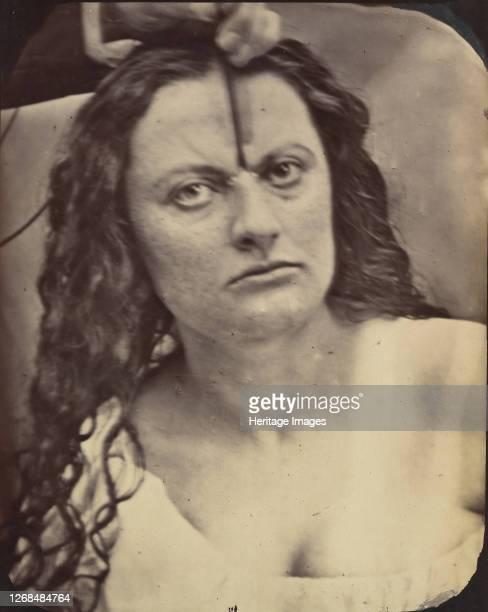 Lady Macbeth moderate expression of cruelty 185456 printed 1862 Artist Duchenne de Boulogne Adrien Alban Tournachon
