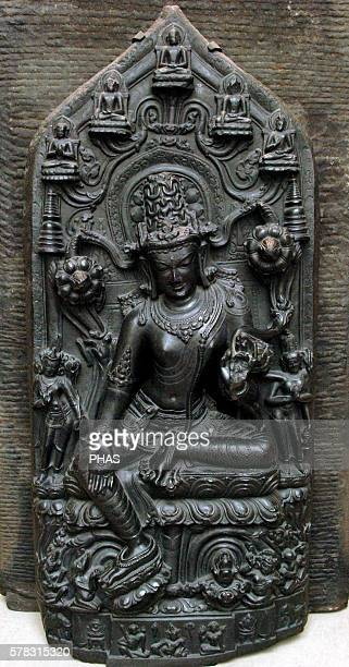 Figure of Bodhisattva Avalokiteshvara 11th century British Museum London England United Kingdom