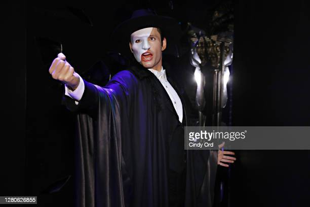 Figure of The Phantom from 'The Phantom of the Opera' in 'Madame Tussauds New York Presents Broadway' experience as Madame Tussauds New York brings...