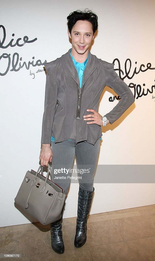 Alice + Olivia - Presentation - Fall 2011 Mercedes-Benz Fashion Week