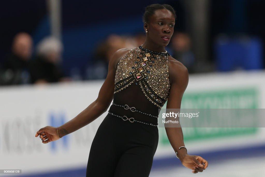 2018 ISU European Figure Skating Championships