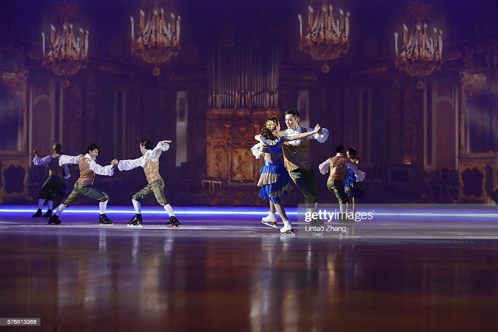 Amazing On Ice : News Photo
