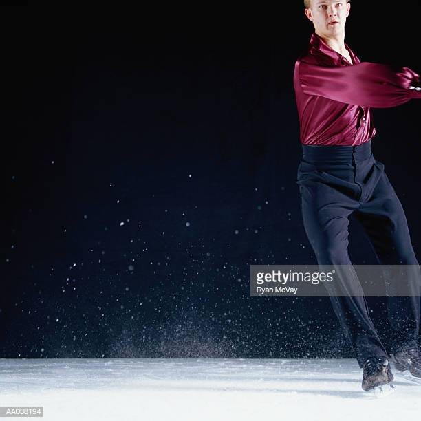 figure skater - figure skating ストックフォトと画像