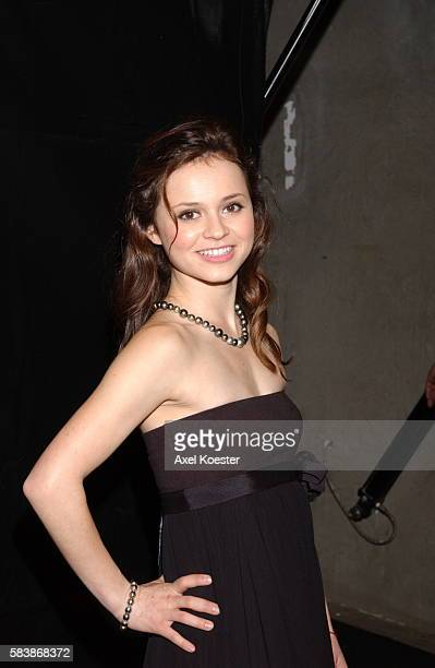 Figure skater Sasha Cohen arrives to the Shaun White Olympic Gold Medal Victory Party at club LAX in Hollywood