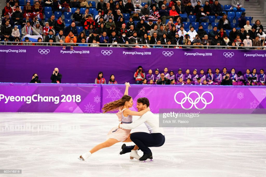 2018 Winter Olympics - Day 11