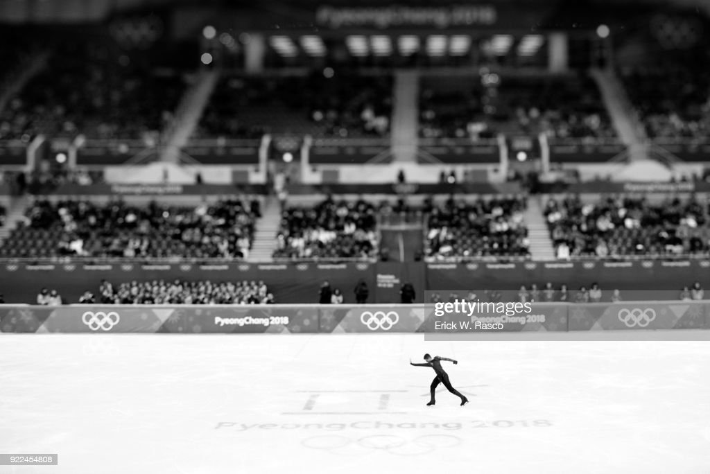 2018 Winter Olympics - Day 8
