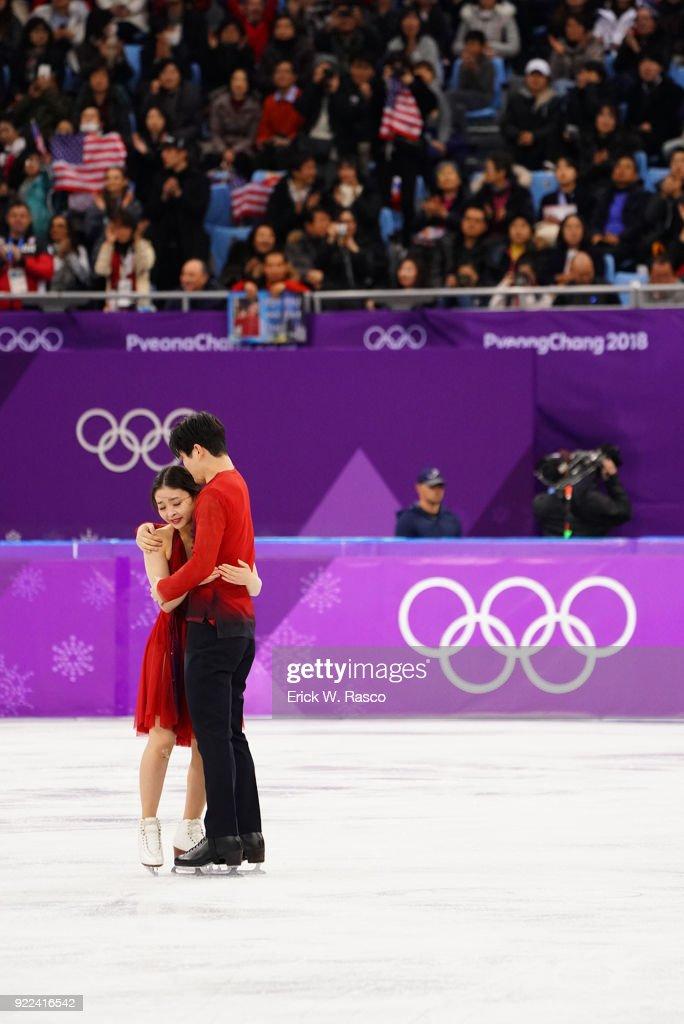 2018 Winter Olympics - Day 11 : Nachrichtenfoto