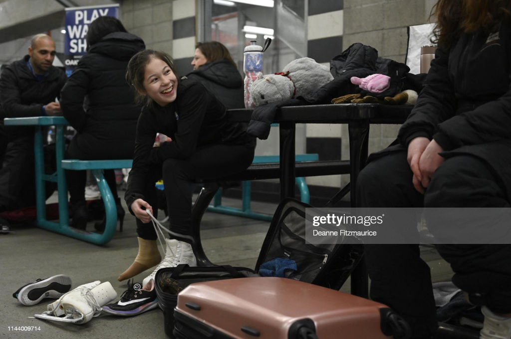 Alysa Liu, Figure Skating : News Photo