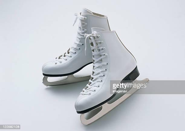 figure skating - ice skate stock pictures, royalty-free photos & images