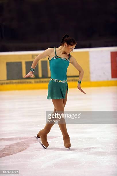 eiskunstlauf - figure skating stock-fotos und bilder