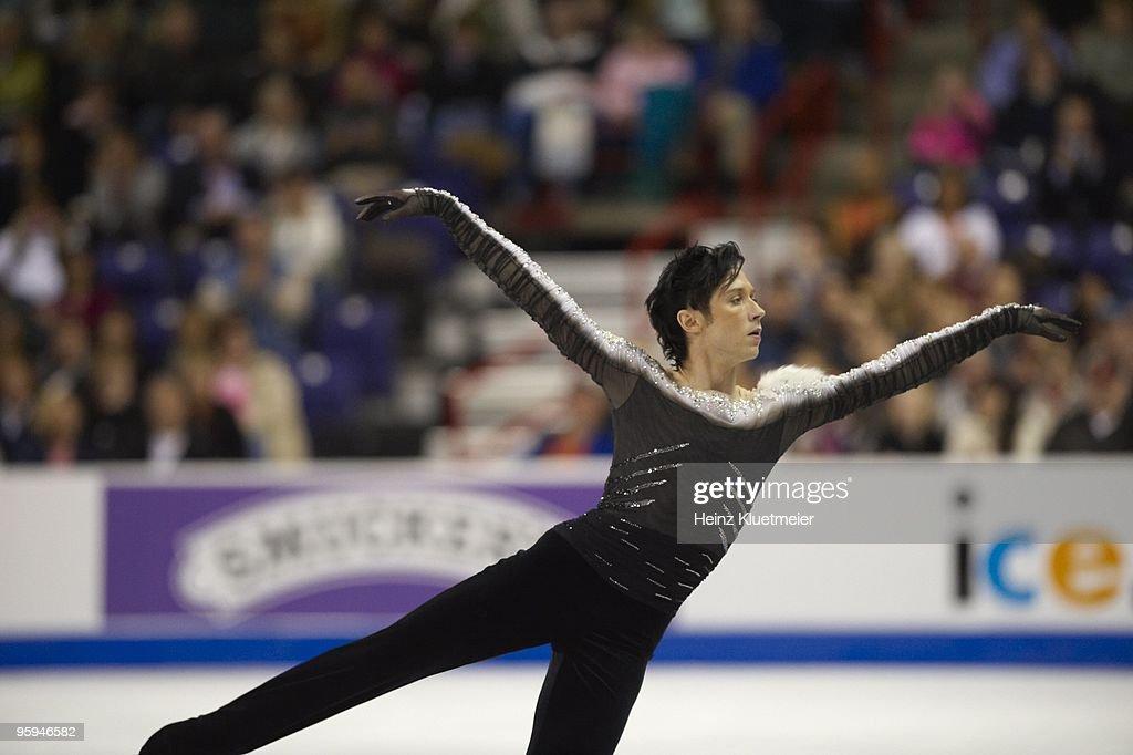 2010 AT&T US Figure Skating Championships : News Photo