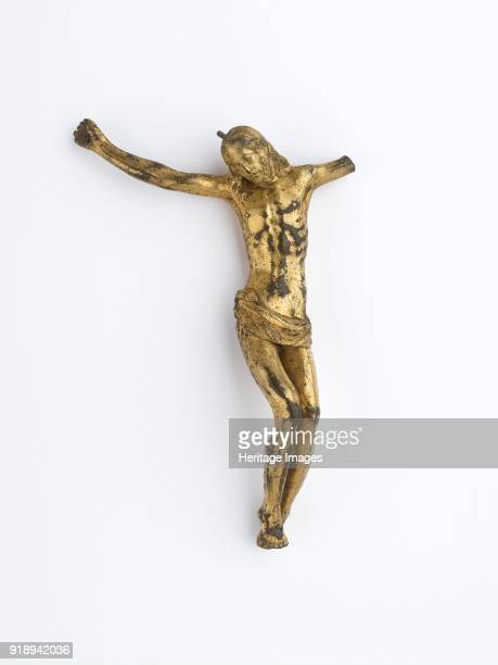 Figurine 17th century Figure of Christ on the cross from crucifix Dimensions height 142 cm height 1335 cm Artist Unknown