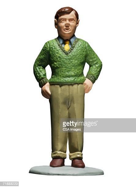 Figurine of a Man