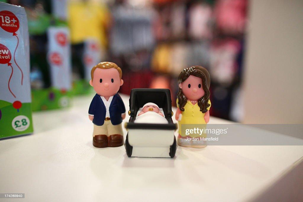 The Duke And Duchess Of Cambridge Announce The Birth Of A Baby Boy : Foto jornalística