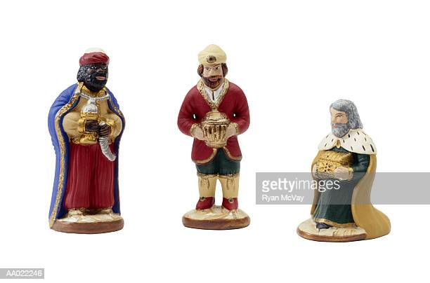 Figurines of the Three Wise Men