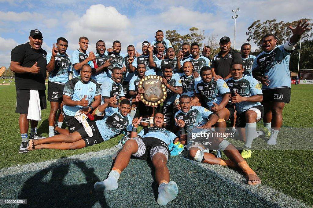 NRC Rd 7 - Western Force v Fiji Drua : News Photo