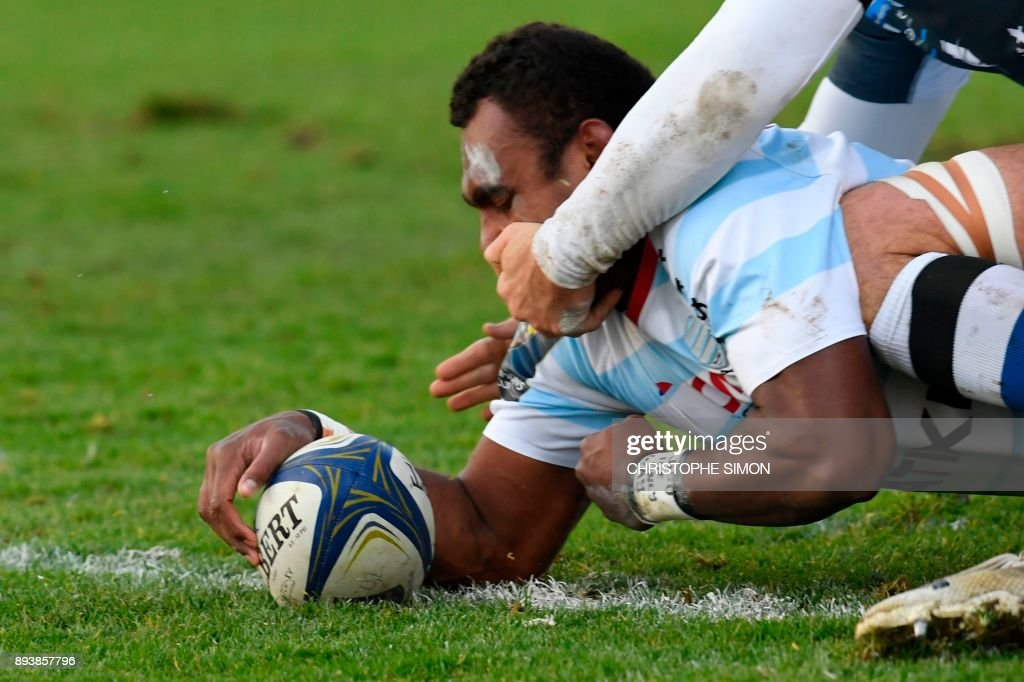 Racing 92 v Castres Olympique -  Champions Cup