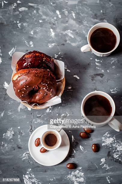 Fika Time - Chocolate and Coffee
