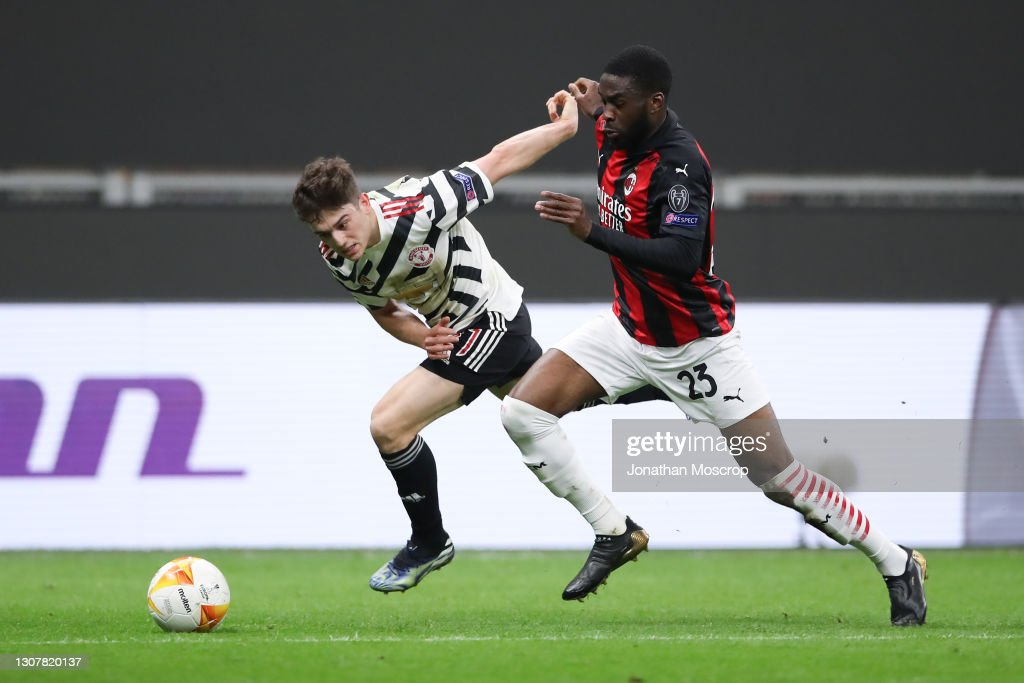 AC Milan v Manchester United - UEFA Europa League Round Of 16 Leg Two : ニュース写真
