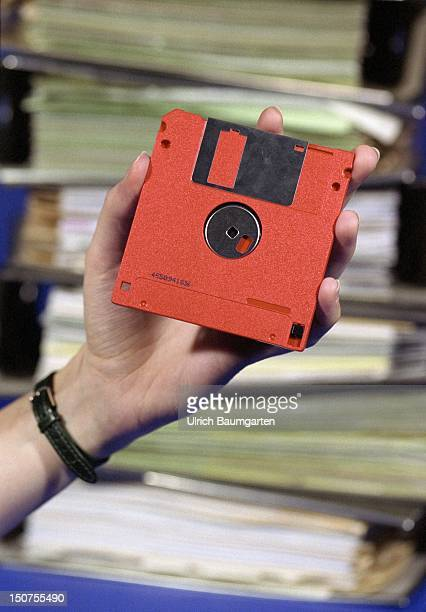 File and diskette