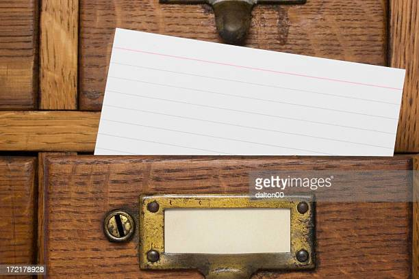 File Card