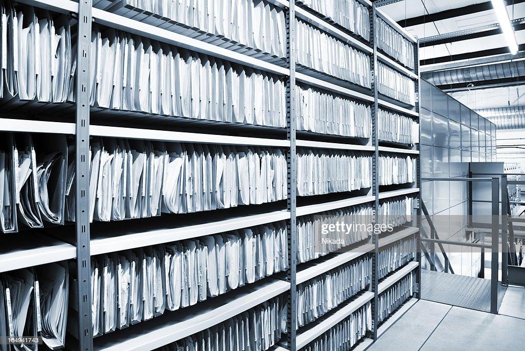 File Folders : Stock Photo