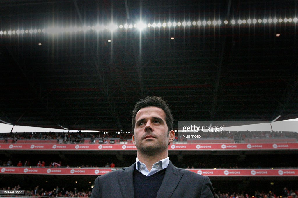 Marco Silva Will Be The New Coach Of Hull City : News Photo