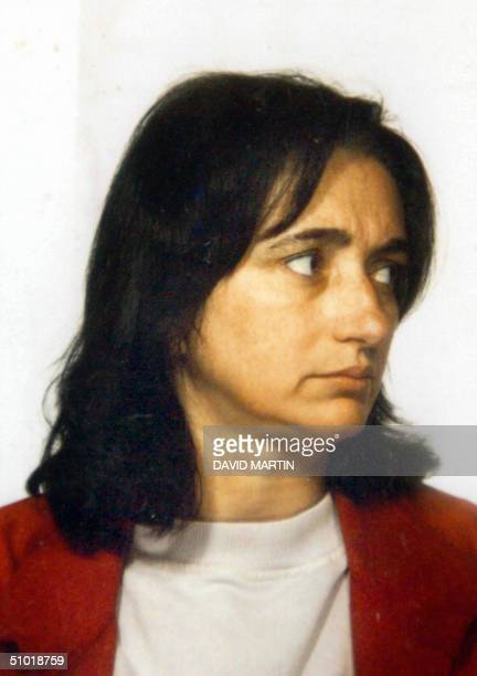 A file photo dated 1992 shows Monique Olivier the wife of alleged French pedophile and serial killer Michel Fourniret The latter appears to be one of...
