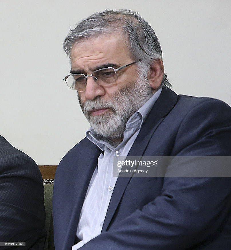 Iran's top nuclear scientist assassinated near capital : Nieuwsfoto's