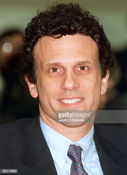 File photo dated 29 March 1989 shows Michael Milken former head of Drexel Burnham Lambert's highyield junk bond department in New York Milken was...