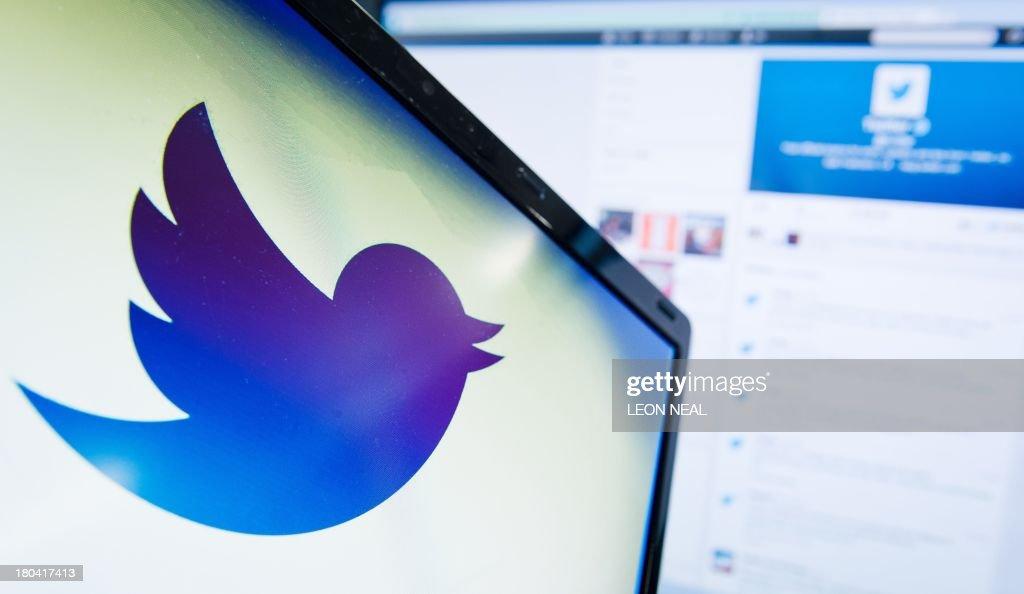US-INTERNET-COMPANY-TWITTER : News Photo
