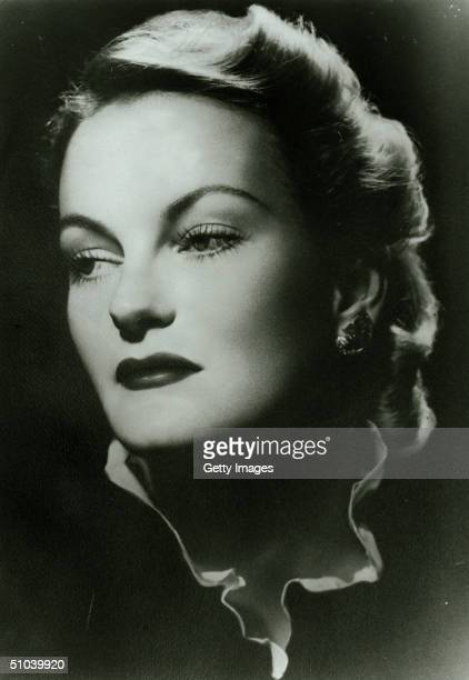 File Photo Doris Duke Is Seen In This Undated Black And White Photo