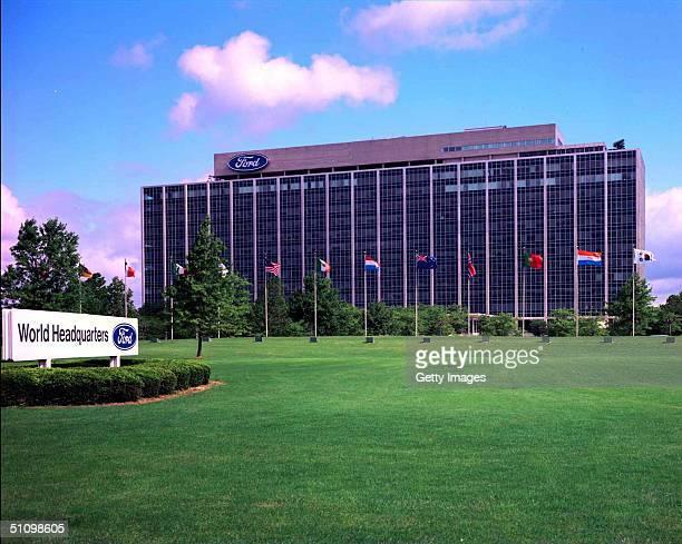 Ford World Headquarters