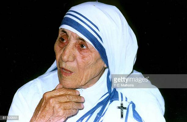 Mother Teresa Stock Photos And Pictures