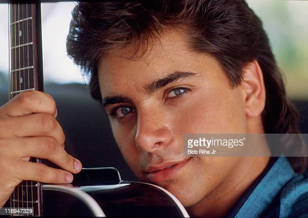 File Photo of actor John Stamos taken in Los Angeles Calif on 7/27/84
