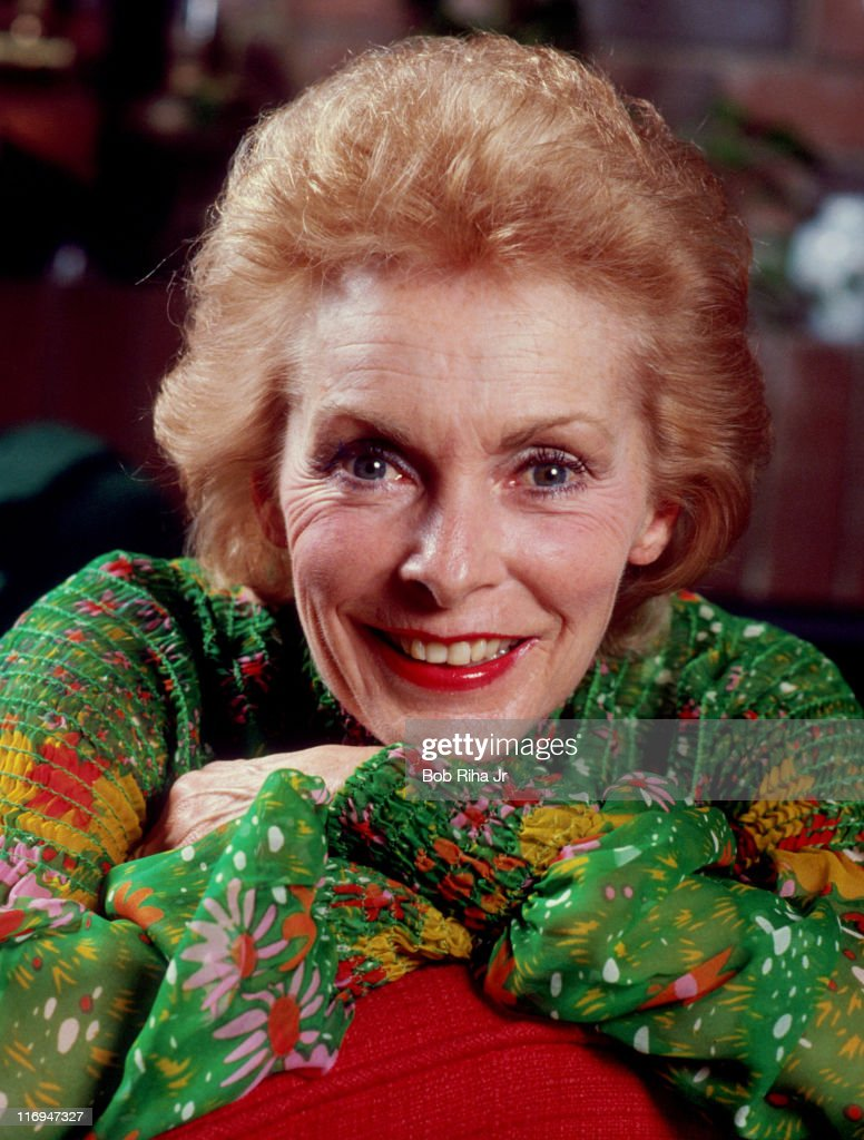 Actress Janet Leigh Photo 1984 Session