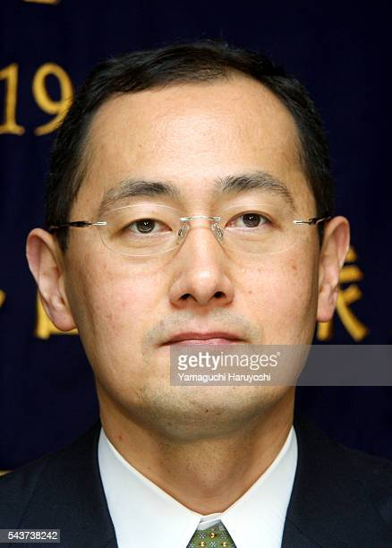 File photo of Jan 9 2008 2102 Nobel Prize in medicine or physiology Shinya Yamanaka Professor Institute for Frontier Medical Science Kyoto University...